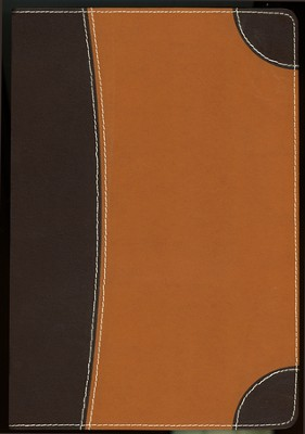 NIV Archaeological Study Bible Mahogany/Caramel Bonded Leather 1984  -     Edited By: Walter C. Kaiser Jr., Duane Garrett