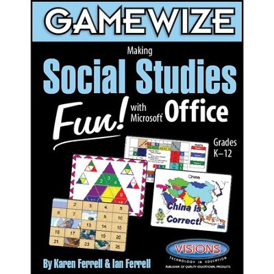 Game Wize: Making Social Studies Fun With Microsoft Office  -