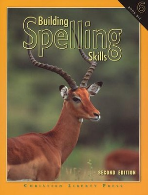 Building Spelling Skills Book 6, Second Edition, Grade 6     -