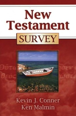 New Testament Survey  -     By: Kevin Conner, Ken Malmin