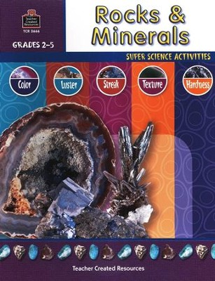 Rocks and Minerals, Grades 2-5   -     By: Homeschool