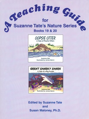 A Teaching Guide: Activities for Suzanne Tate's Nature Series,  Books 19-20  -     By: Suzanne Tate