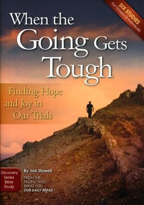 When The Going Gets Tough - Study Guide  -