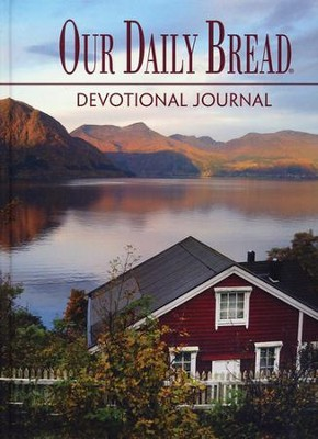 Our Daily Bread Devotional Journal  -     By: RBC Ministries