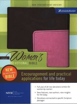 NIV New Women's Compact Devotional Bible, Case of 24   -