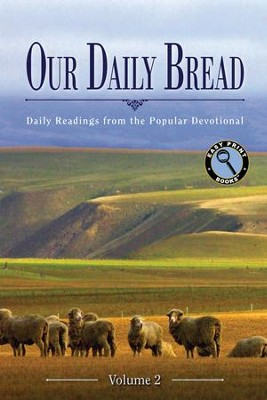 Our Daily Bread: Great Is Thy Faithfulness - Easy Print Edition  -     By: Doris Rikkers