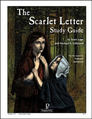 The Scarlet Letter Progeny Press Study Guide   -     By: Irene Lape