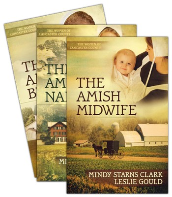 The Women of Lancaster County Series, Volumes 1-3  -     By: Mindy Starns Clark, Leslie Gould