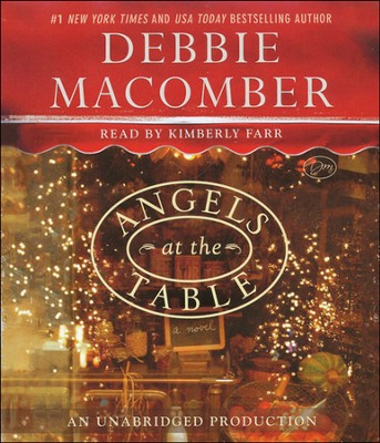 Angels at the Table: A Shirley, Goodness and Mercy Christmas Story - unabridged audiobook on CD  -     By: Debbie Macomber