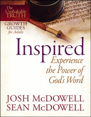 Inspired- Experience the Power of God's Word  -     By: Josh McDowell, Sean McDowell