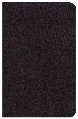 Zondervan NIV Study Bible, Personal-Size, Bonded Leather--Burgundy - Slightly Imperfect  -