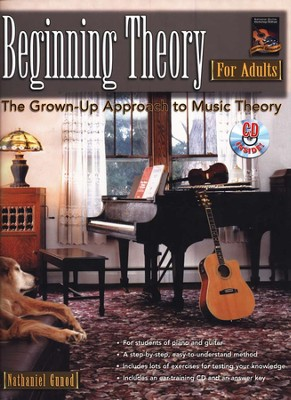 Beginning Theory for Adults, Book & CD   -     By: Nathaniel Gunod