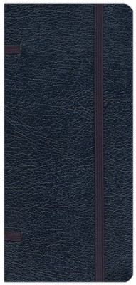 NIV NoteWorthy New Testament Bonded Leather, Navy 1984  -