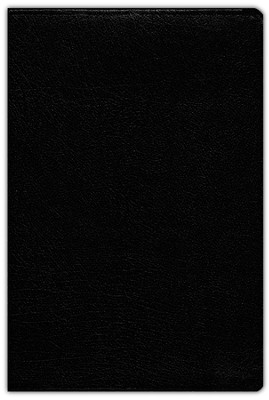 NIV | The Message/Parallel Study Bible, Bonded Leather Black - Imperfectly Imprinted Bibles  -