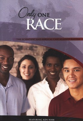 Only One Race--DVD   -     By: Ken Ham