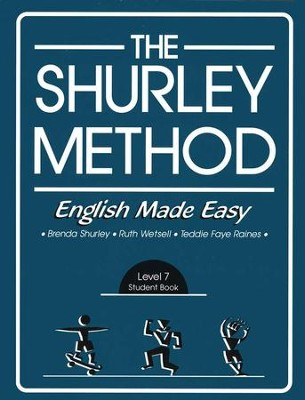 Shurley English Level 7 Student Textbook  -