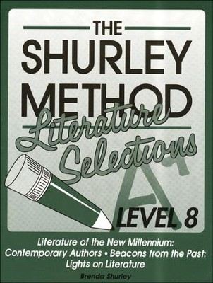 Shurley English Level 8 Literature Selections   -