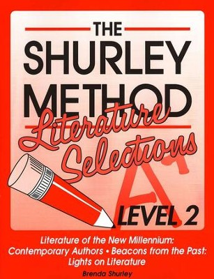 Shurley English Level 2 Literature Selections  -