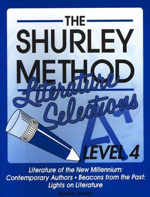 Shurley English Level 4 Literature Selections  -