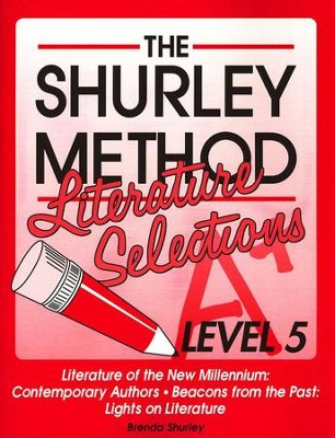 Shurley English Level 5 Literature Selections  -