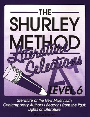 Shurley English Level 6 Literature Selections  -