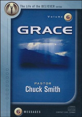 Grace, 6-CD Set  -     By: Chuck Smith