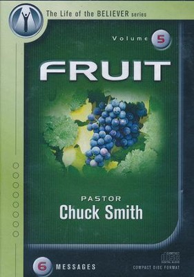 Fruit, 6-CD Set  -     By: Chuck Smith