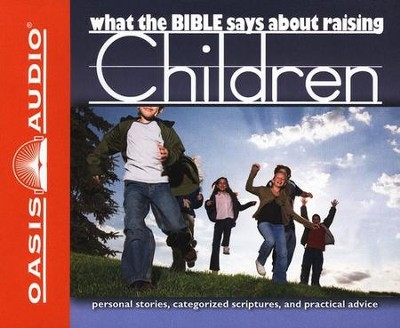 What The Bible Says About Children: Unabridged  audiobook on CD  -     Narrated By: Jill Shellabarger, Kelly Ryan Dolan