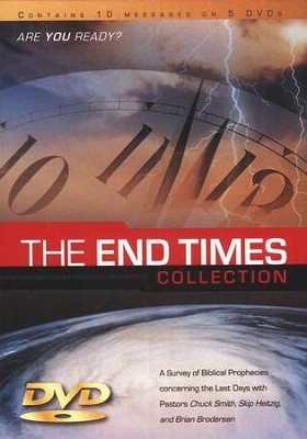 The End Times Collection, DVD   -     By: Chuck Smith, Skip Heitzig