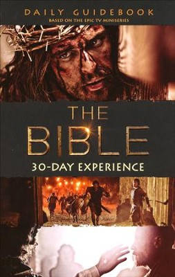 The Bible 30-Day Experience Guidebook  - Slightly Imperfect  -