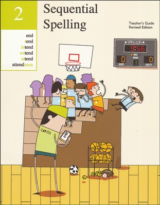 Sequential Spelling Level 2 Teacher Guide, Revised Edition  -