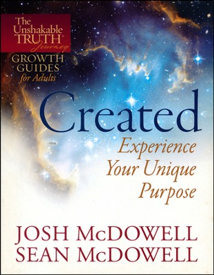 Created- Experience Your Unique Identity  -     By: Josh McDowell, Sean McDowell