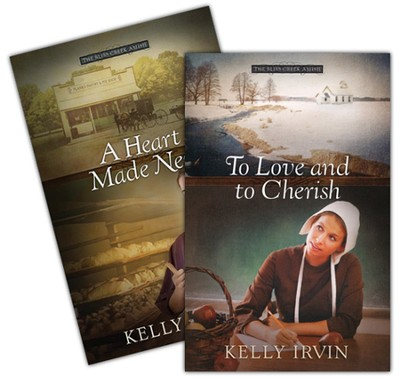 The Bliss Creek Amish Series, Volumes 1 & 2  -     By: Kelly Irvin