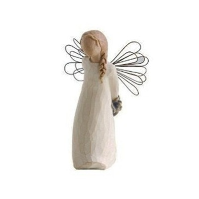 Willow Tree &#174 Thank You Angel Ornament   -     By: Susan Lordi