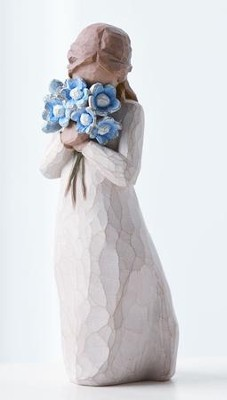 Willow Tree &#174 Forget-me-not   -     By: Susan Lordi