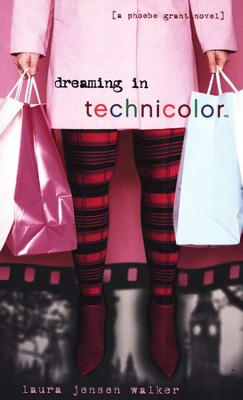 Dreaming in Technicolor, Phoebe Grant Series #2   -     By: Laura Jensen Walker