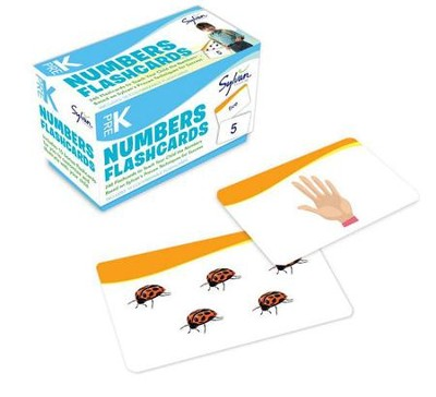 Pre-K Numbers Flashcards  -     By: Sylvan Learning