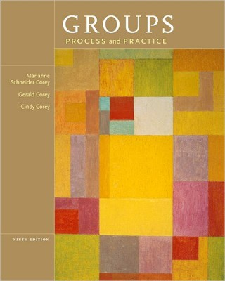 Groups: Process and Practice  -     By: Marianne Schneider Corey