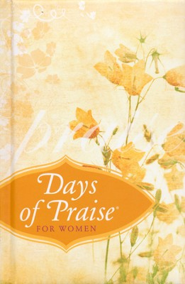 Days of Praise for Women  -     By: Institute for Creation Research