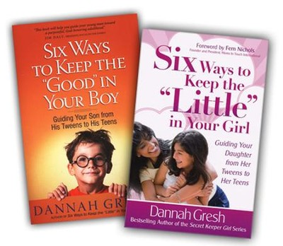 Dannah Gresh Family Collection   -