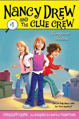 Sleepover Sleuths - eBook  -     By: Carolyn Keene