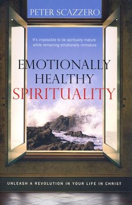 Emotionally Healthy Spirituality: Unleash a Revolution  in Your Life in Christ - Slightly Imperfect  -     By: Peter Scazzero