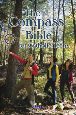 NABRE The Compass Bible for Catholic Teens, Softcover  -