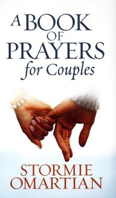 A Book of Prayers for Couples  - Slightly Imperfect  -