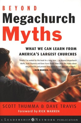 Beyond Megachurch Myths: What We Can Learn from America's Largest Churches - Slightly Imperfect  -