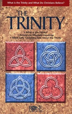 The Trinity Pamphlet - 5 Pack   -