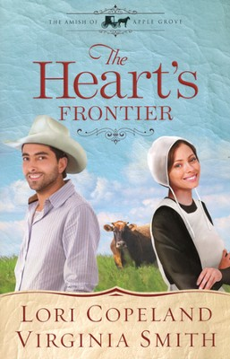 The Heart's Frontier, The Amish of Apple Grove Series #1  - Slightly Imperfect  -     By: Lori Copeland, Virginia Smith