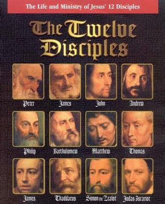The Twelve Disciples Pamphlet  -