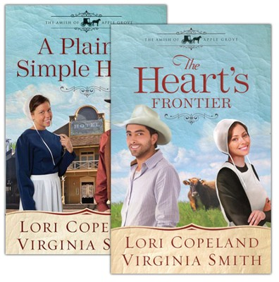 The Amish of Apple Grove Series, Volumes 1 & 2  -