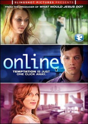 Online: Temptation Is Just One Click Away, DVD   -